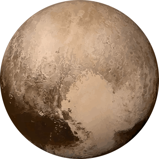 pluto planet png - photo #3
